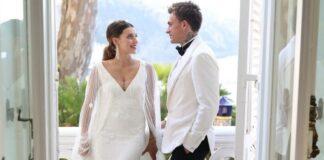Регина Тодоренко опубликовала еще одно видео со своей свадьбы