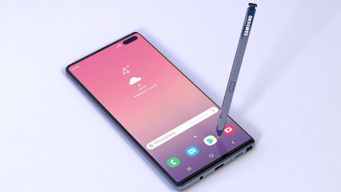 Galaxy Note 10 Wireless Charger May Support 20W Speeds