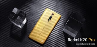 Xiaomi презентовала смартфон в золоте и бриллиантах