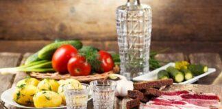 Назван список продуктов, которые нельзя употреблять с алкоголем