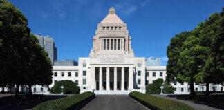 В Японии сегодня тоже выбирают парламент