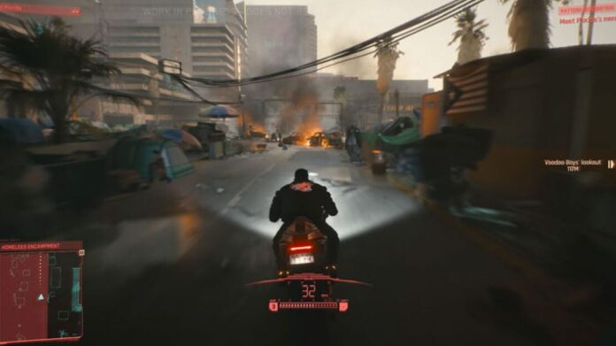 Cyberpunk 2077 Deep Dive Video is a Montage of Futuristic RPG Gameplay