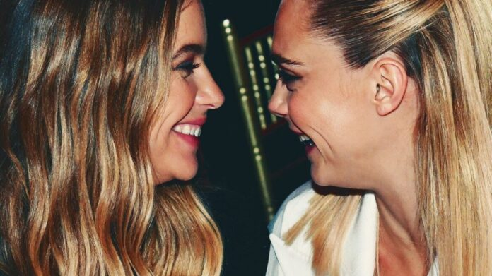 Did Cara Delevingne and Ashley Benson Secretly Get Married in Vegas?