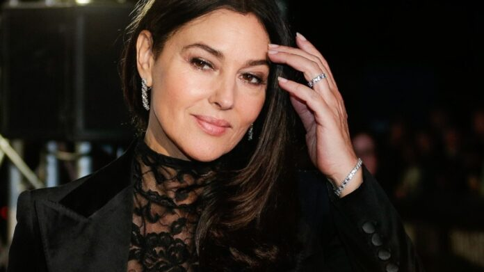 Monica Bellucci Was The Star Of The Venice Film Festival