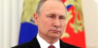 В Сети высмеяли «спектакль» Путина перед детьми. Видео