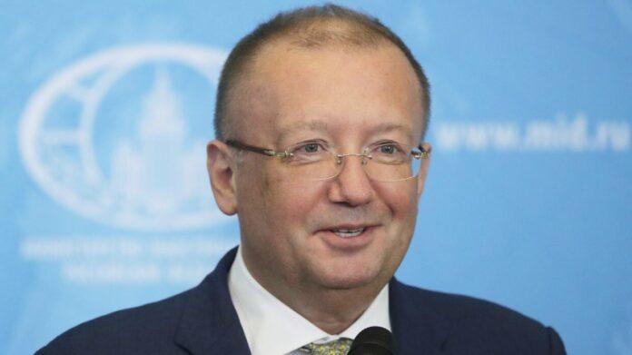 Яковенко впосольстве Российской Федерации  вАнглии  сменил Иван Володин