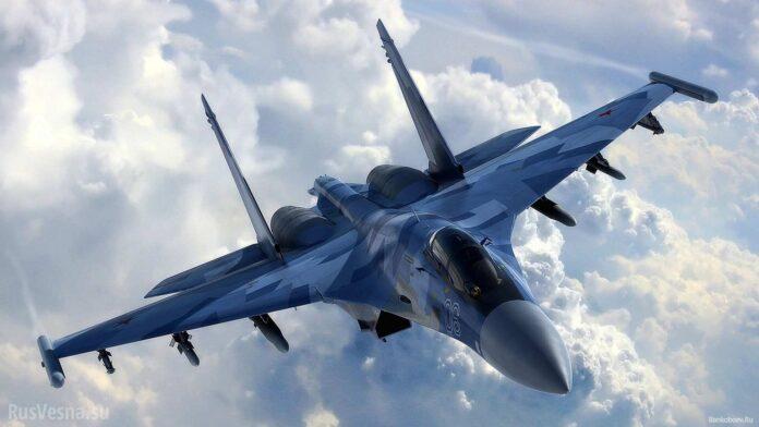 ВВС Великобритании  перехватили русские  военные самолеты