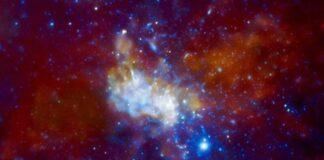 Астрономы зафиксировали самую яркую вспышку от сверхмассивной черной дыры