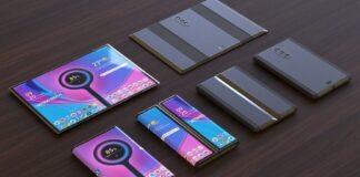 Xiaomi готовит гибкий смартфон с тройной камерой