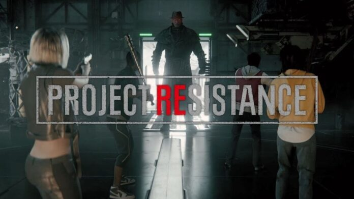 Project Resistance Is Resident Evil With A Team-Based Twist