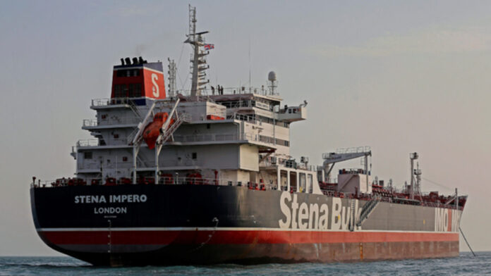Seized oil tanker sets sail: Iran authorities
