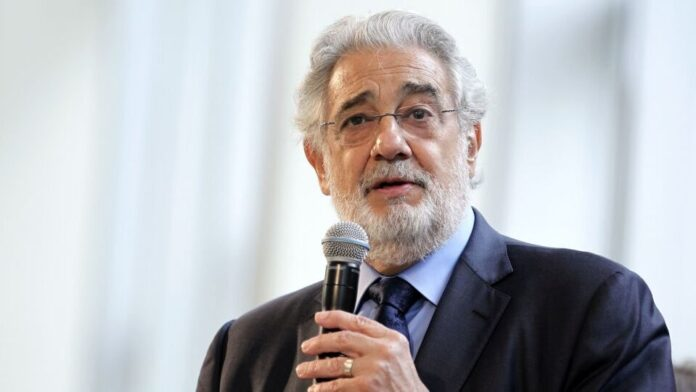 Placido Domingo pulls out of Met Opera while disputing sexual misconduct accusations