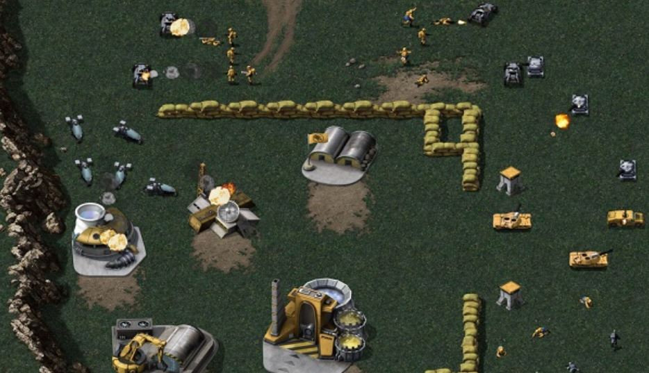 Check out the first Command & Conquer Remastered gameplay teaser