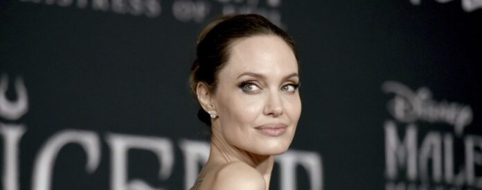 Angelina Jolie Was Struck By The Way The Premiere Of