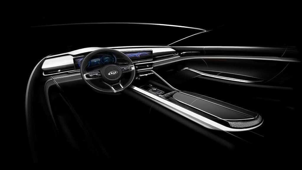 Появились первые снимки Kia Optima 2020