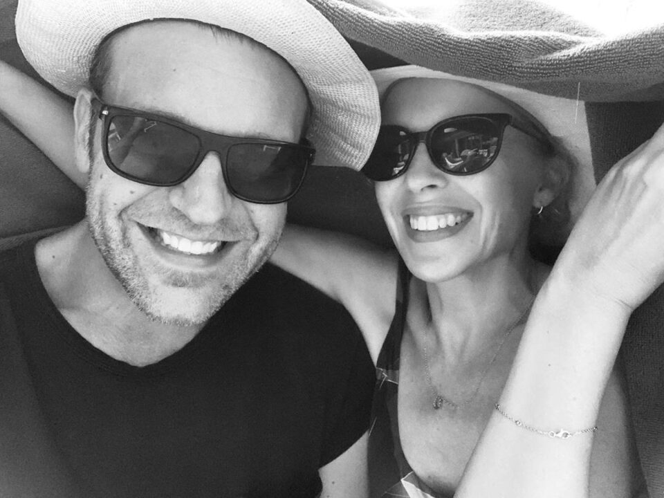 Image result for kylie minogue and paul solomons