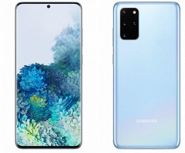 Samsung представила флагманские смартфоны Galaxy S20