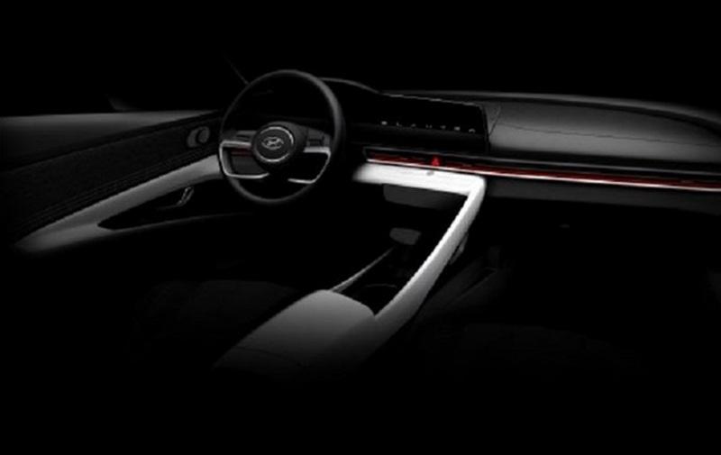Новая Hyundai Elanta готова порвать все шаблоны. Первые изображения