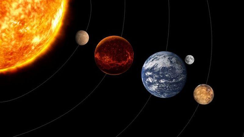 parad planet