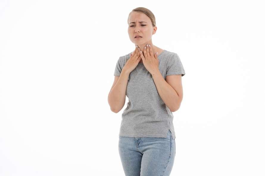 Топ-5 симптомов, сигнализирующих о раке горла