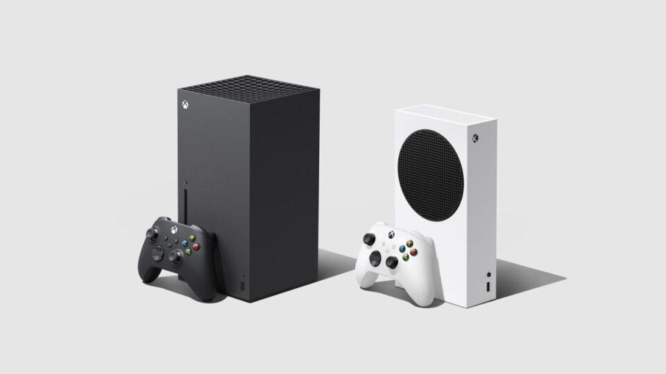Microsoft анонсировали начальную линейку игр для Xbox Series X/S -