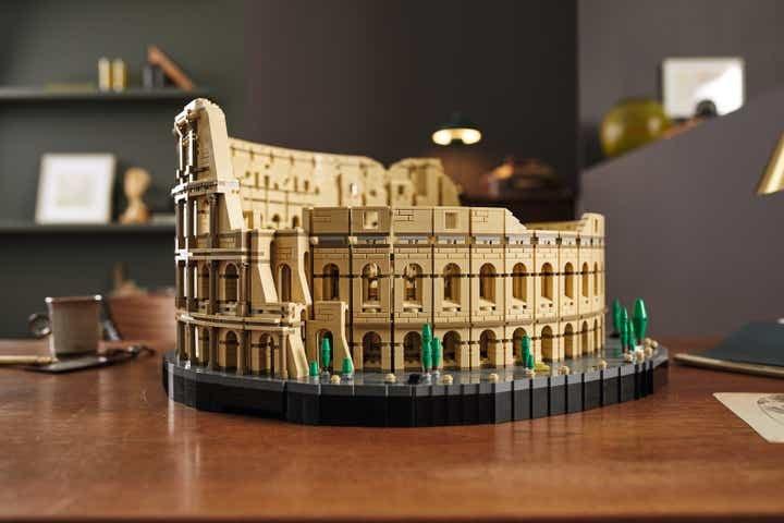 Lego создали свой самый большой конструктор. Фото