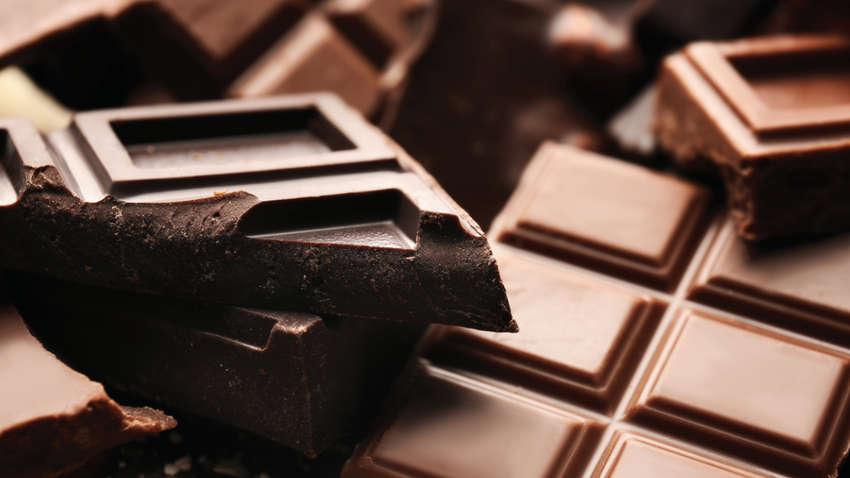Восемь причин позволять себя есть шоколад