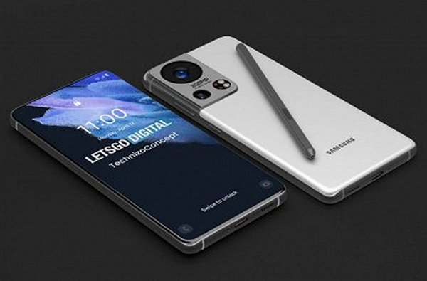 Смартфон Samsung Galaxy S22 с мощной камерой показали на фото