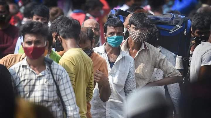 Коронавирусный коллапс в Индии: как пандемия вышла из-под контроля. Фото