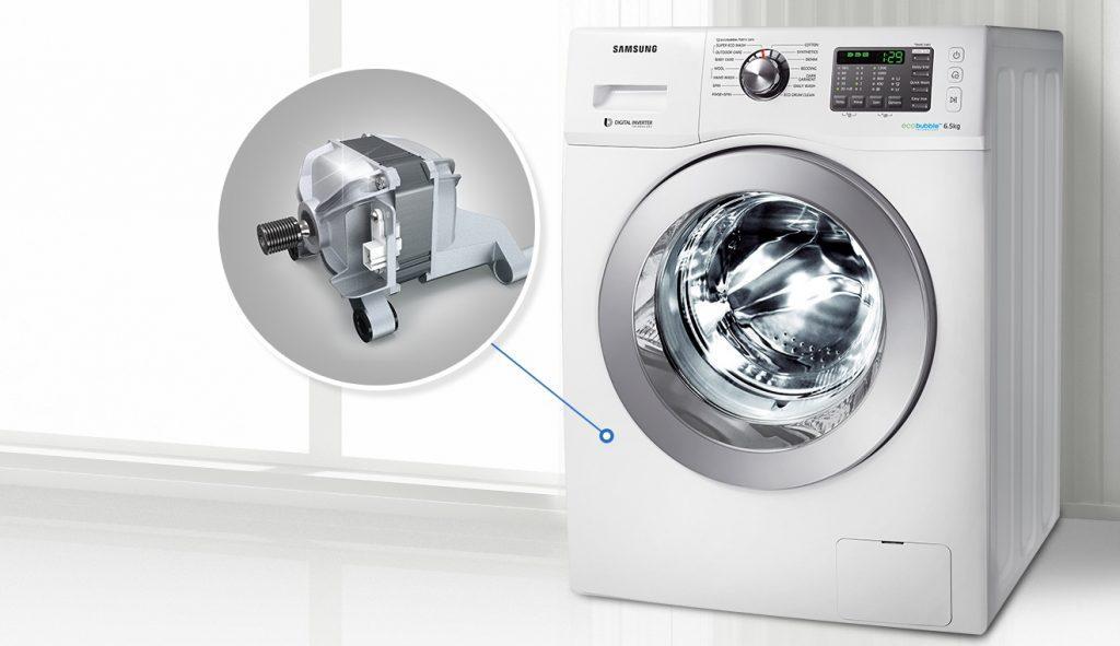 Преимущества стиральных машин Samsung