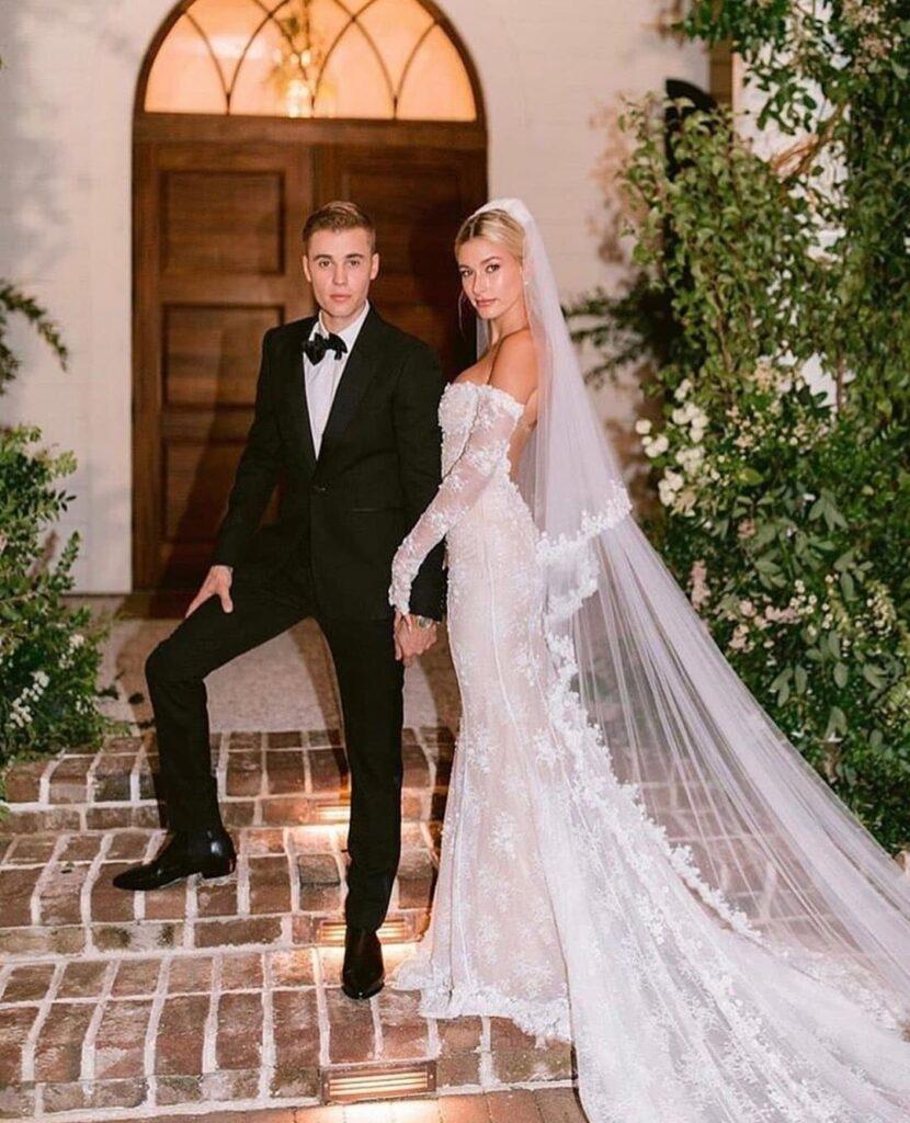 Джастин Бибер намекнул на беременность своей жены Хейли