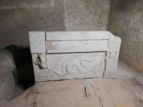 Найдена гробница матери Александра Македонского. Фото hronika.info