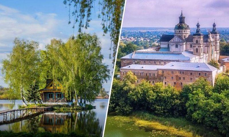 Идеи нетривиальных маршрутов для коротких путешествий по Украине. Фото hronika.info
