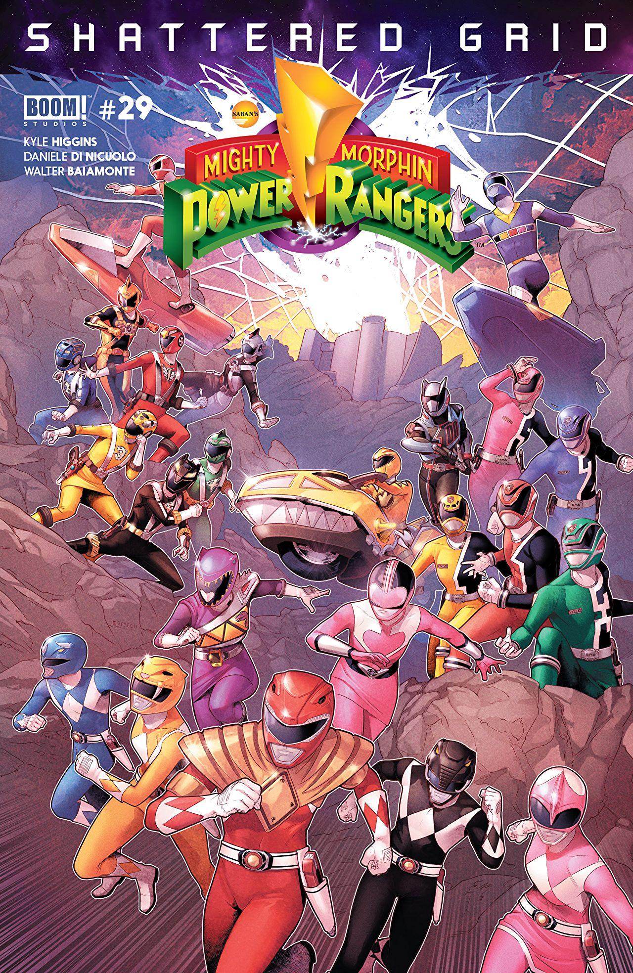 Power Rangers Hyperforce : power, rangers, hyperforce, Hyper, FanWiki