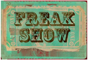 freak-show-ticket