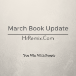 March Book Update