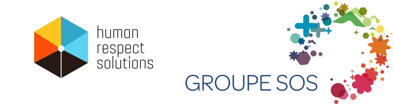 Logo Human - Groupe Sos 1