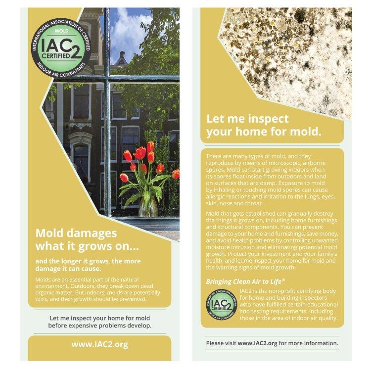 IAC2 mold rack card