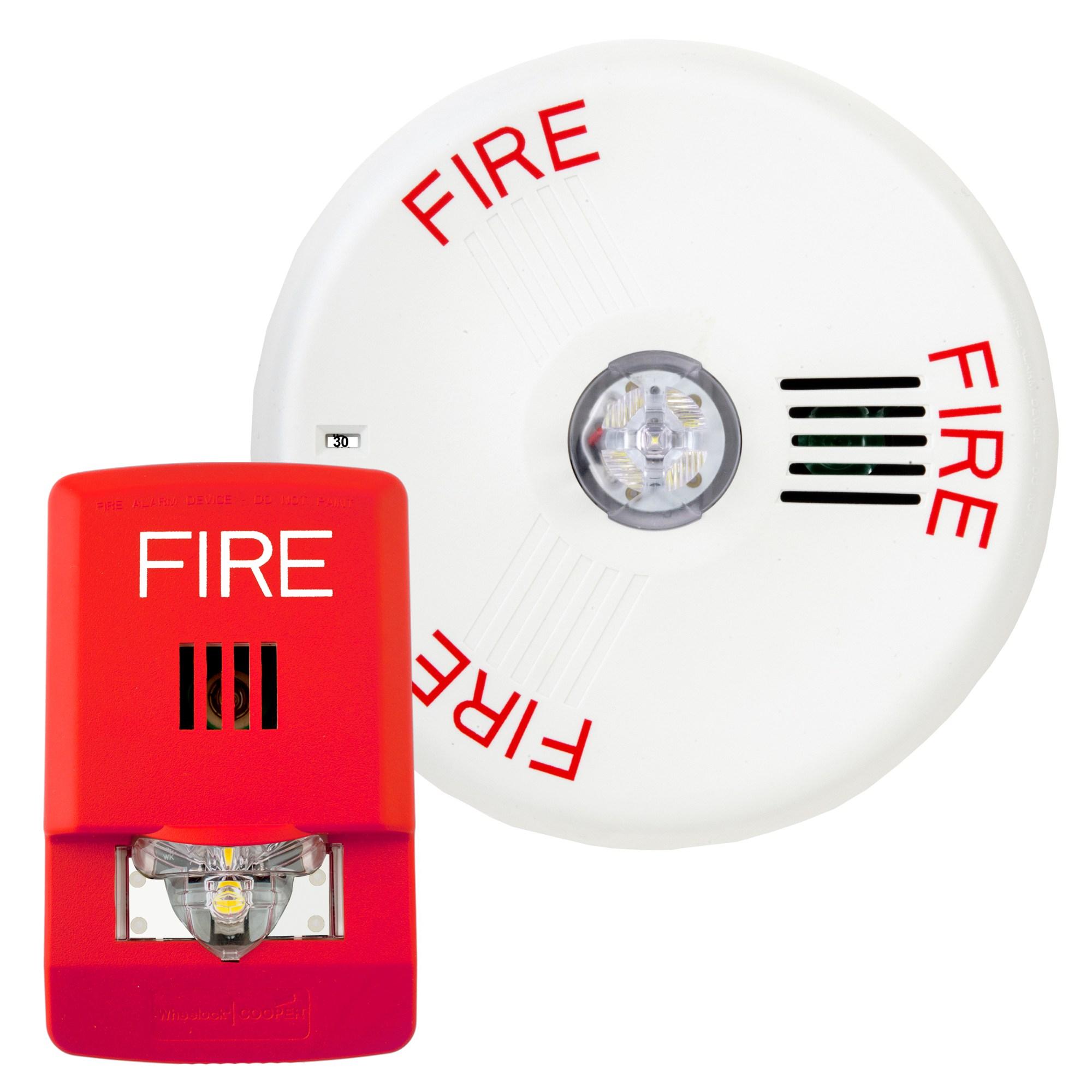 hight resolution of fire alarm initiation strobe speaker wiring
