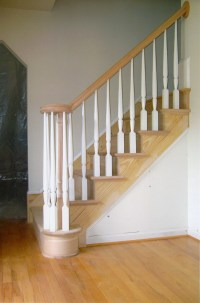 Banisters And Railings Home Depot. Install Stair Railings ...