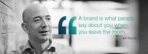 Jeff Bezos - brand