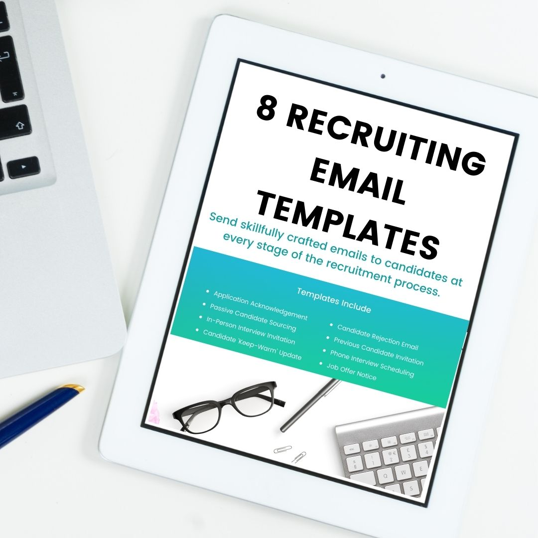 Recruiting Email Templates To Candidates