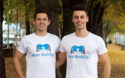 HR-StartUp: Interview mit Niclas und Gabriel von Note Buddy's