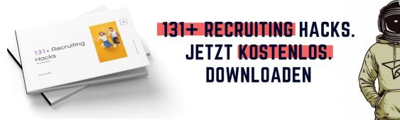 Booklet 131+ Recruting Hacks kostenlos downloaden