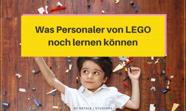 Was Personaler von LEGO noch lernen können