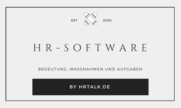 HR-Software Definition