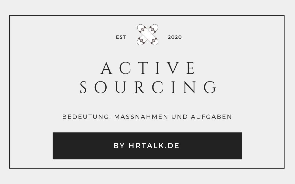 Definition Active Sourcing
