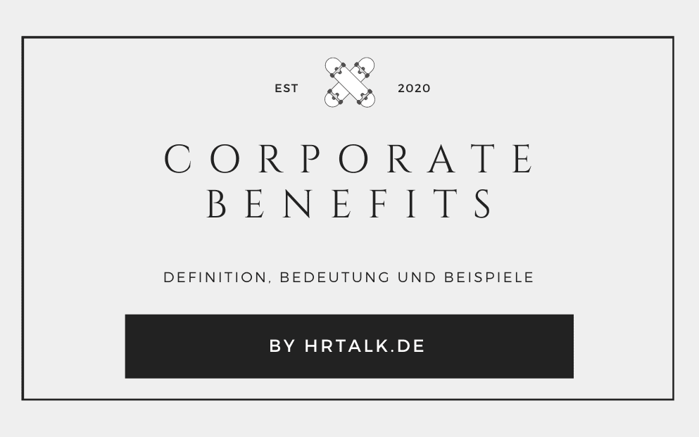 Corporate Benefits