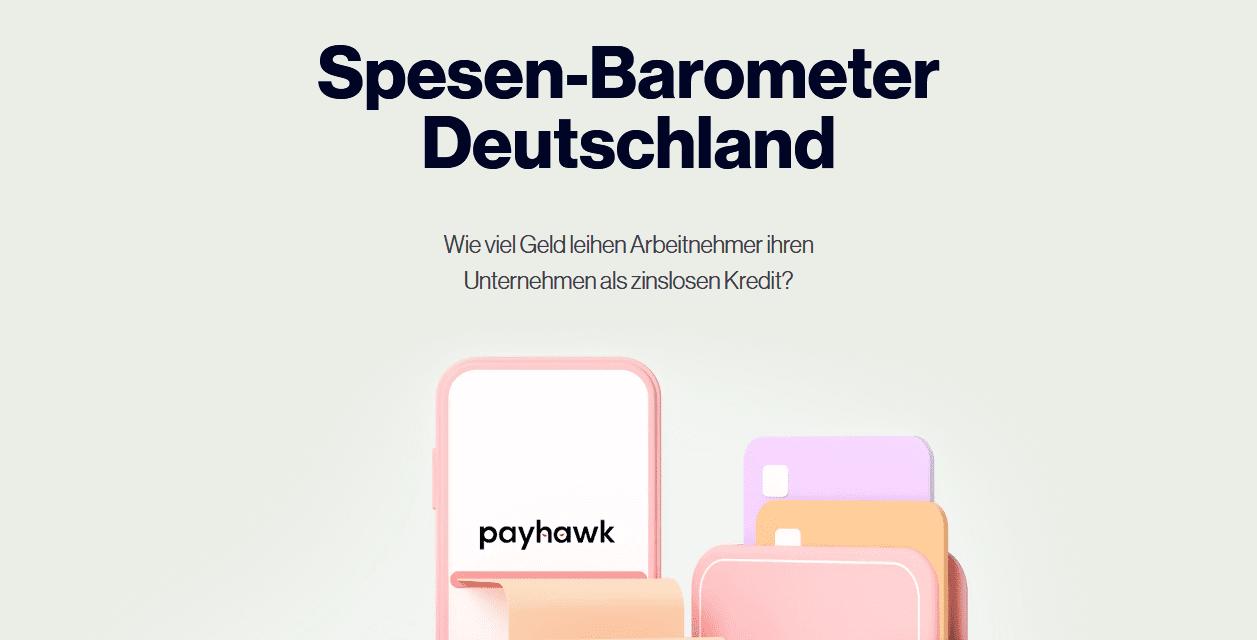 Arbeitnehmerbefragung: Studie gibt Aufschluss über die Zufriedenheit mit dem Spesenmanagement in deutschen Unternehmen