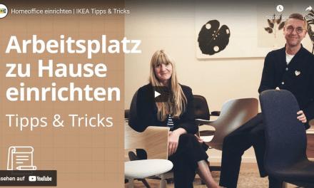 Homeoffice einrichten | IKEA Tipps & Tricks